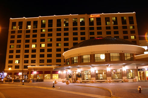 Marriott Hotel and Conference Center Newport News, Virginia