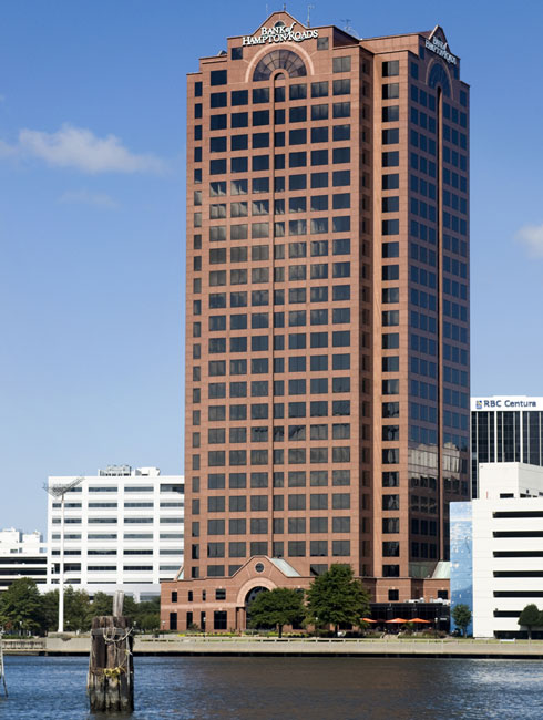 Dominion Tower Norfolk, Virginia